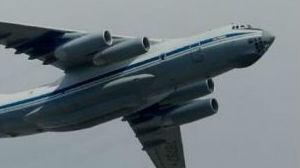 俄军将为伊尔-76重型运输机安装新型反导系统