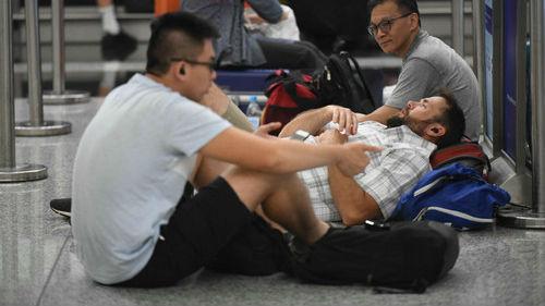 台媒警告:台当局莫对香港问题煽风点火