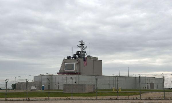 """部署在罗马尼亚的美国陆基""""宙斯盾""""系统(美国雅虎新闻网站)"""
