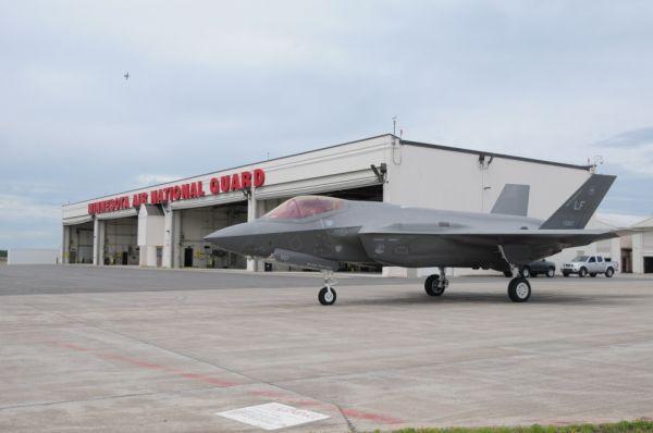 资料图:美国空军F-35战斗机 图片来自美国空军官网