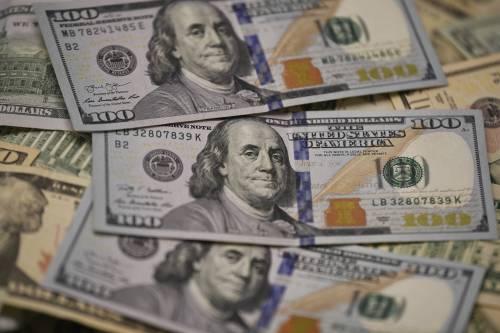 金参考|美元将盛极而衰?这事可能会成真……