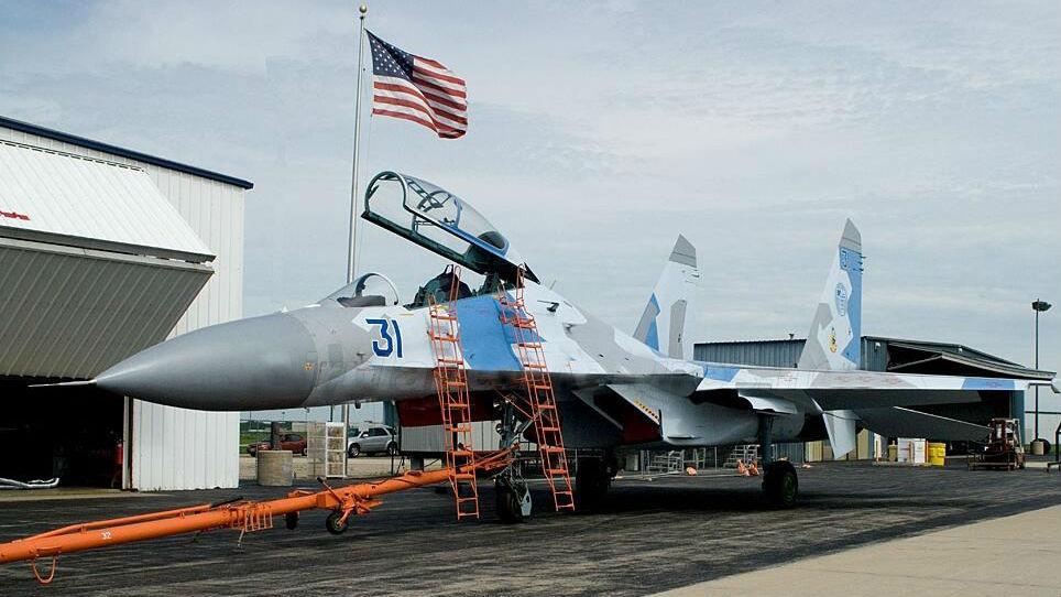 军情锐评:俄(苏)制战机在美国的那些事
