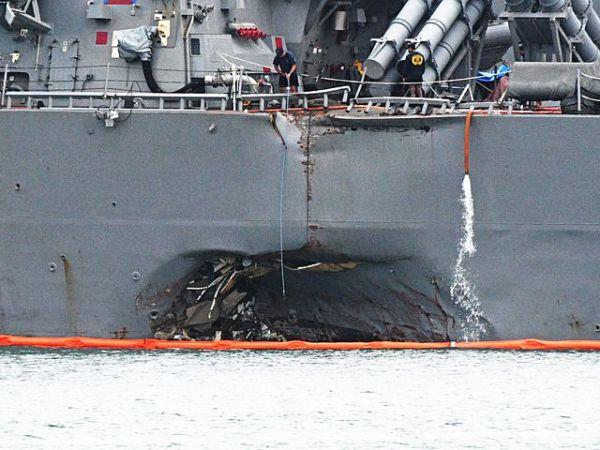 美军放弃战舰数字控制系统:因操控过于复杂曾导致撞船,破茧天魔2
