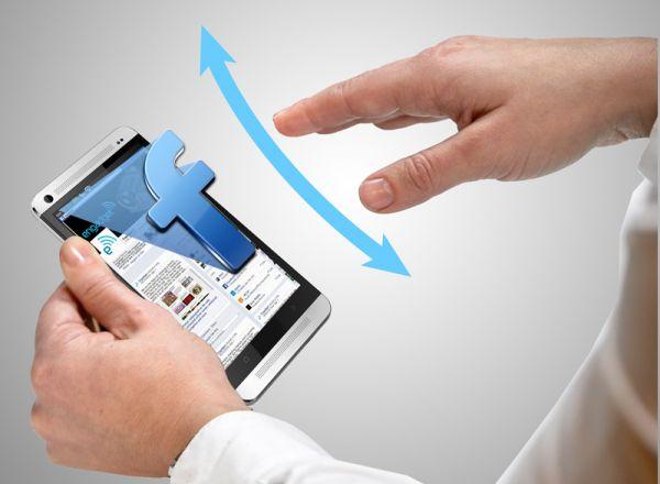 无需触屏:智能手机新趋势