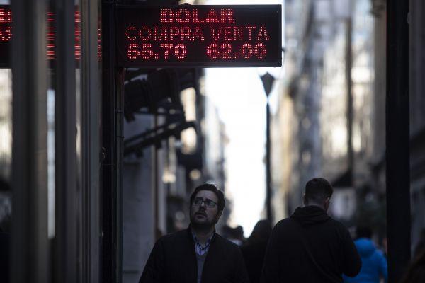 经济形势恶化 阿根廷信用评级遭下调