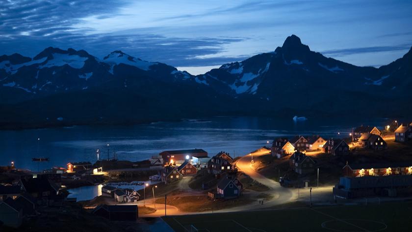 格陵蘭島自治政府拒絕特朗普購島意向