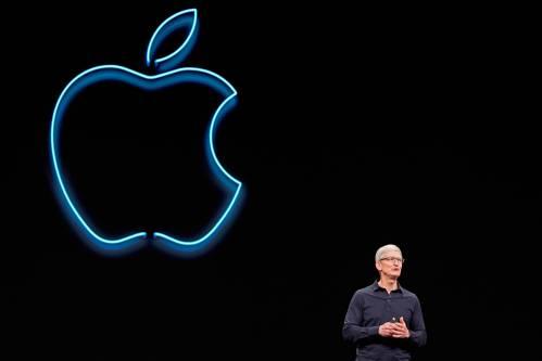 反对对华加征关税!这次,苹果向特朗普提出一个有力理由