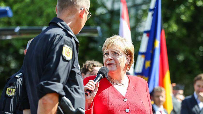 德國聯邦政府舉辦開放日活動