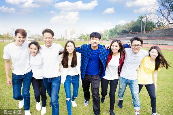 美媒:亚洲精英子女赴美留学越来越早