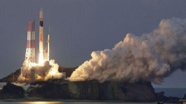 """日媒称日本计划发展""""杀手卫星"""" 或于2020年发射"""