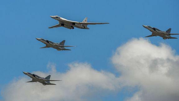 俄防长:俄战略远程轰炸机已恢复昔日巡航能力