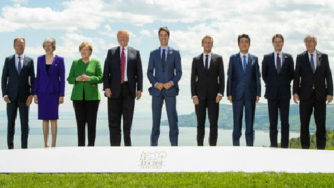 外媒:G7峰会或首次不发表联合公报 特朗普成最大变数_德国新闻_德国中文网