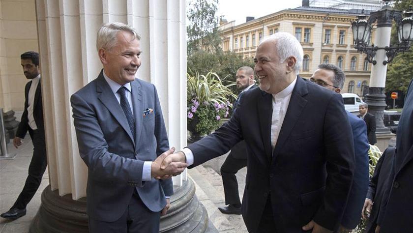 伊朗外長表示愿就伊核協議開展對話