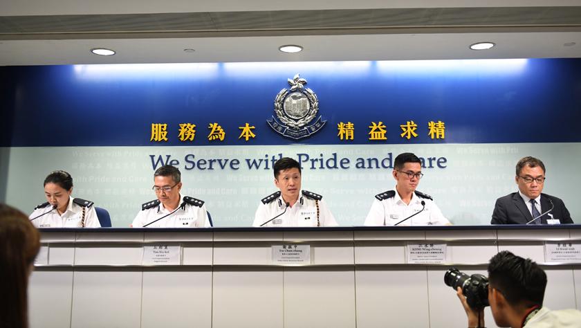 一女子涉嫌在香港机场袭击内地记者被指控并不获保释