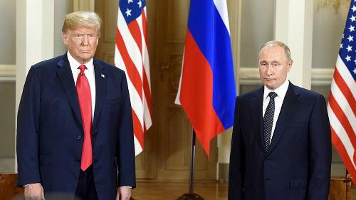 特朗普欢迎俄回G8 普京:G8已不存在 愿接待G7伙伴