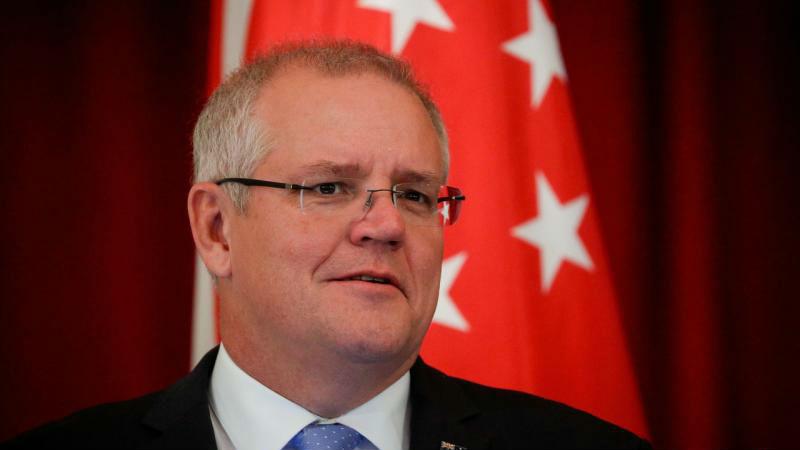 """新媒:澳大利亚将加入美国主导的霍尔木兹海峡""""护航联盟"""""""