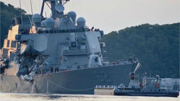 美智库:美海军面临系列历史性挑战