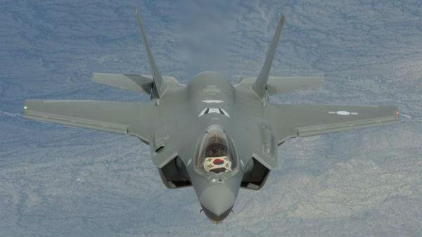 韩将从美再接收4架F-35A战机 计划2021年投入服役40架
