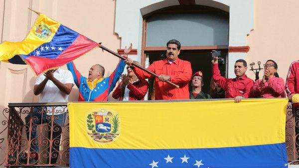 委内瑞拉总统证实已与美国官员接触数月 意在修复关系