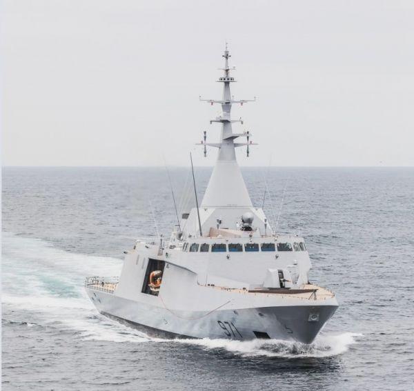 追风级轻型护卫舰(法国海军集团网站)
