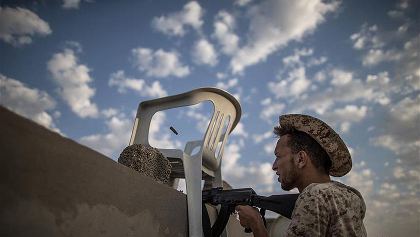 利比亞戰事繼續
