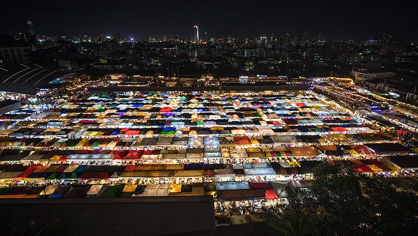 全球夜经济:夜幕下的繁华