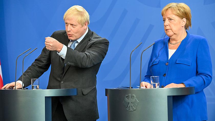 """英德对英实现有协议""""脱欧""""仍存分歧"""