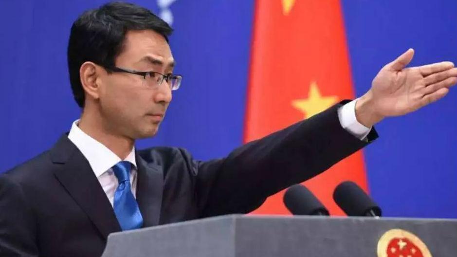 """中方批美加两国在孟晚舟事件上""""一唱一和、颠倒黑白"""""""