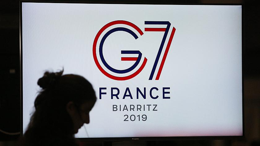媒体关注七国集团峰会