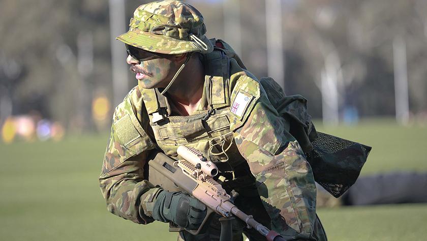 澳大利亞國防學院舉辦開放日活動