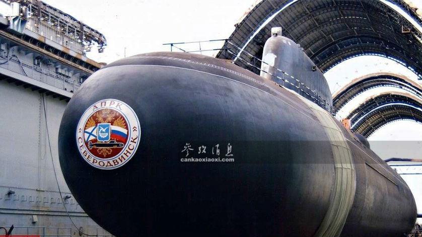 俄军6艘潜艇明年入列 美将领忧心俄水下威胁