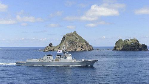 """韩国在韩日争议岛屿举行""""阻击夺岛""""演习 规模较往年翻一番"""