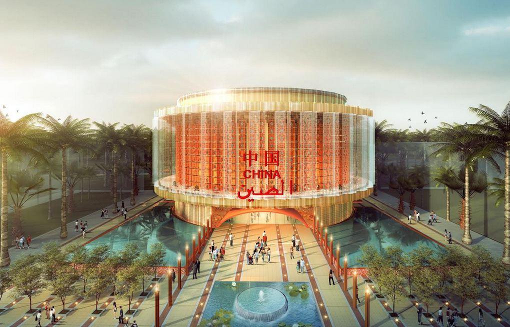 """阿联酋媒体:迪拜世博会将成""""一带一路""""大舞台"""