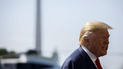"""美媒:特朗普在G7峰会上遭""""孤立"""" 伊外长现身令其手足无措"""