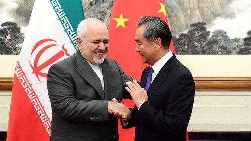 德媒:伊朗外长闪电式访欧后抵达北京
