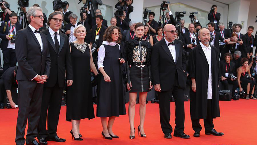 第76届威尼斯电影节开幕