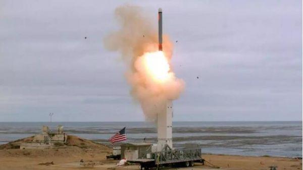 """陆基""""宙斯盾""""也能打""""战斧""""导弹 美军推进陆基中导研发"""