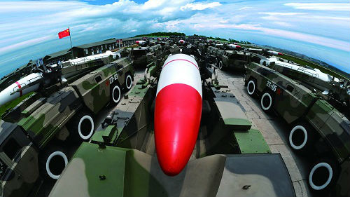 境外媒体:中国国庆将举行盛大阅兵式 将首次曝光部分先进装备