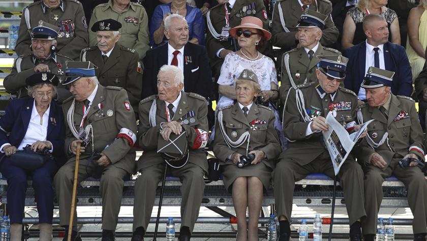 波蘭舉行活動紀念二戰爆發80周年