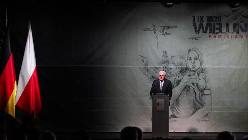 德国总统请求波兰原谅纳粹暴行