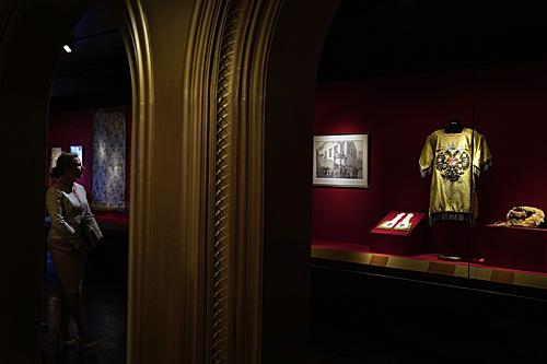 一场克里姆林宫与故宫的约会 惊艳到的不只是普通观众——