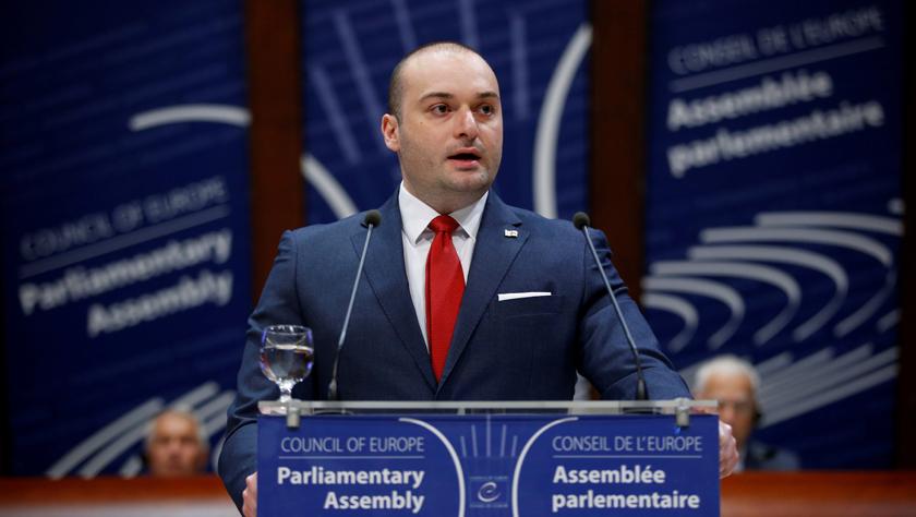 格鲁吉亚总理巴赫塔泽宣布辞职