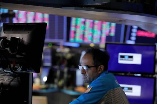 美对华最新关税生效后首个交易日,美股再跌……
