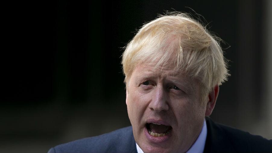 英议会否决提前大选并阻止硬脱欧 外媒:约翰逊连遭三败_德国新闻_德国中文网