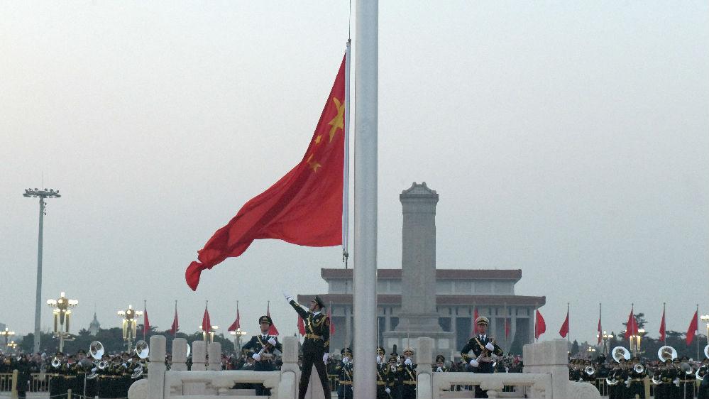 """媒体热议:中国进入""""国庆外交季"""""""