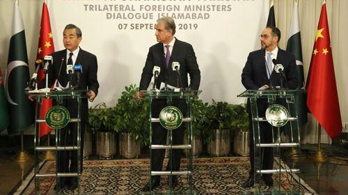 中阿巴外长对话达成五点共识 三国合作正展现蓬勃生命力