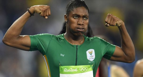 """""""性别争议""""仍无定论 南非女子800米奥运冠军改踢足球"""