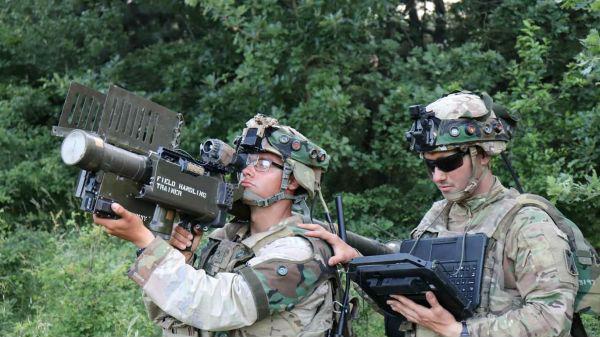 美展示新型士兵目标感知系统:夜间也能洞察战场动态