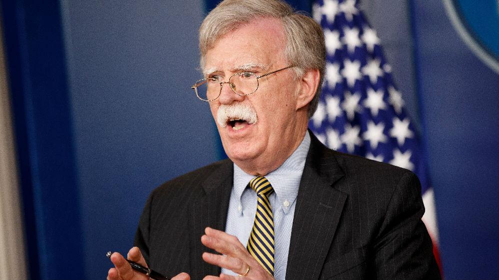 伊朗评博尔顿辞职:战争和经济施压的最大支持者走了_德国新闻_德国中文网