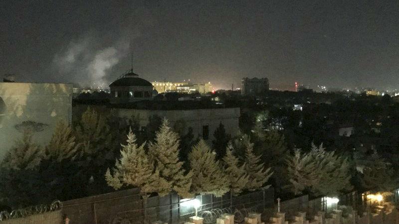 外媒:9·11事件18周年之际 美驻阿富汗使馆附近发生爆炸_德国新闻_德国中文网